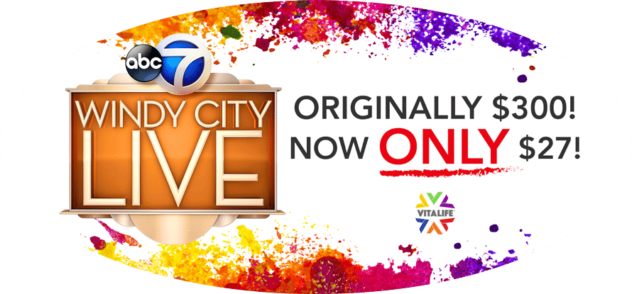 Windy City Live Special Offer