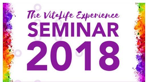 VitaLife Experience Seminar 2018