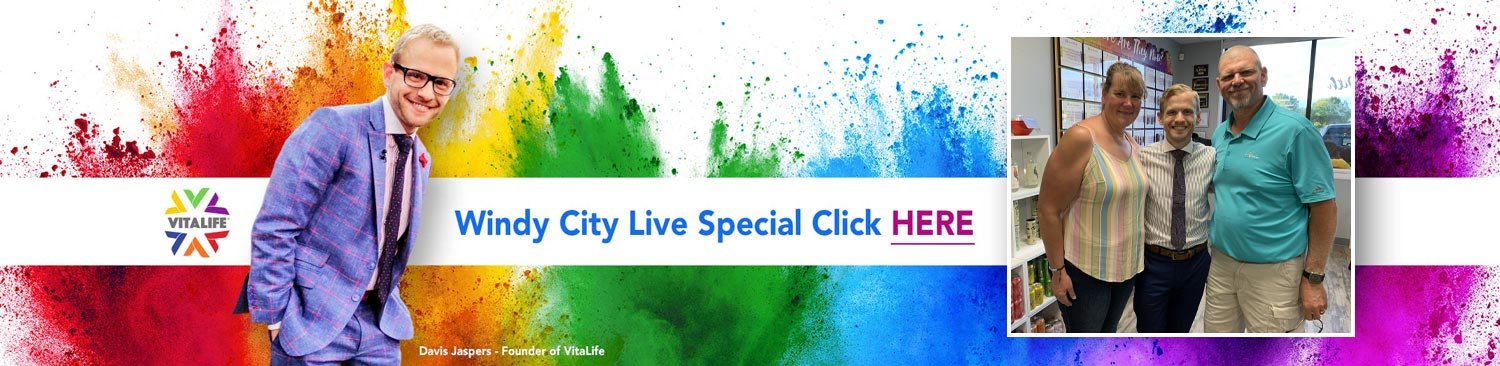 Windy City Live Special at VitaLife Weight Loss